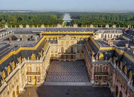 La Reggia di Versailles, sontuosa dimora del Re Sole