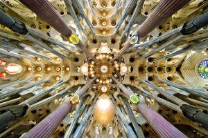 La Sagrada Familia di Antoni Gaudí: la costruzione infinita