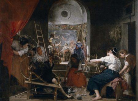 """Il pittore delle """"cose comuni"""":  Diego Velazquez e """"Le filatrici"""""""
