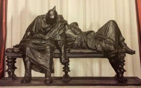 Tesori di Napoli: i Parassiti di Achille d'Orsi