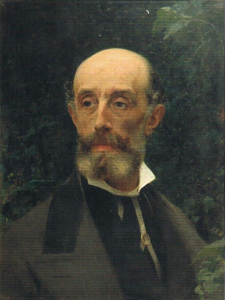 Giacomo Di Chiarico, Ritratto di Annibale Sacco