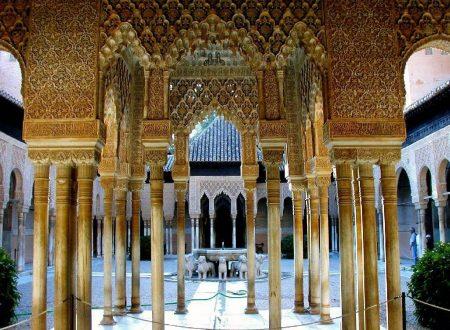 Meraviglie di Spagna: l'Alhambra, il gioiello moresco di Granada