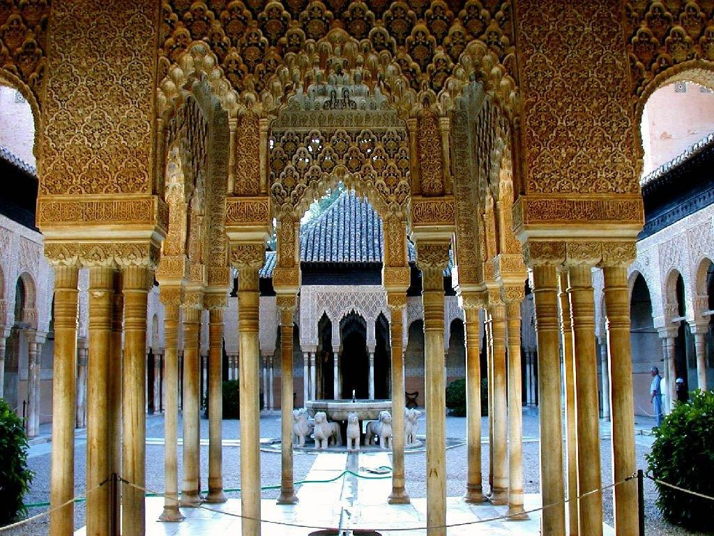 Meraviglie Di Spagna L Alhambra Il Gioiello Moresco Di