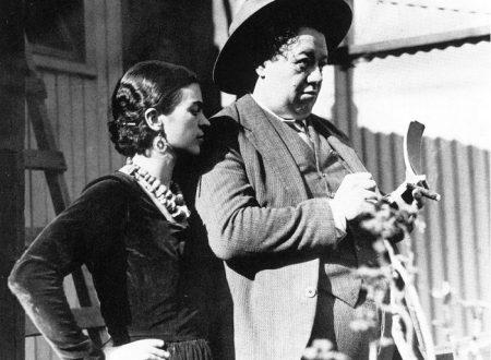 Frida Kahlo: vi mostriamo un filmato originale in cui dipinge in compagnia di Diego Rivera