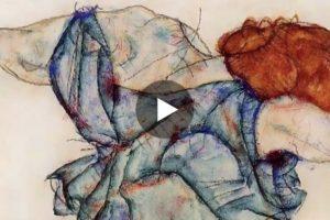 Egon Schiele, passione e tormento. Qui il video sull'artista
