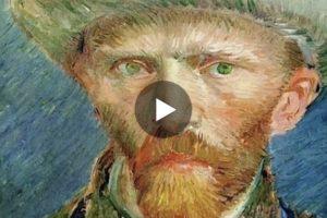 Gli autoritratti di Vincent van Gogh. Qui il sorprendente video