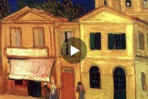 Le opere di Van Gogh prendono vita. Qui lo straordinario video