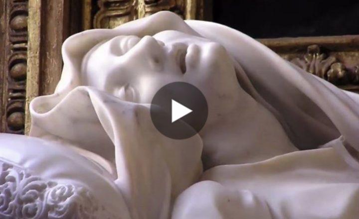 La scultura di Gian Lorenzo Bernini. Qui il meraviglioso video