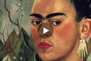 Frida Kahlo: quando l'amore fa rima con dolore. Qui il video