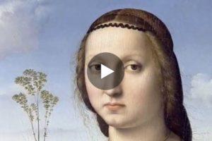 I ritratti di Raffaello Sanzio in un meraviglioso video