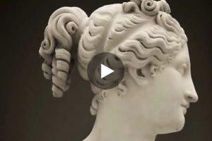 Antonio Canova, il candore del marmo. Qui il bellissimo video