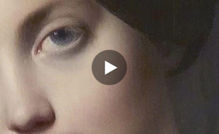 La donna in sei secoli di ritratti. Qui il bellissimo video