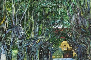 Una passeggiata nei paesaggi dipinti da Gustav Klimt. Qui il video