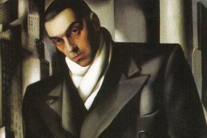 """Tamara de Lempicka e il """"Ritratto di uomo incompiuto"""". Così la pittrice si vendicò del marito traditore"""