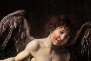 """""""L'Amore Vincitore"""" di Caravaggio, tripudio di passione e committenza"""