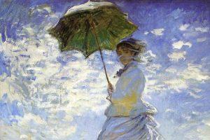 Claude Monet e l'indimenticabile Camille. Storia di un amore