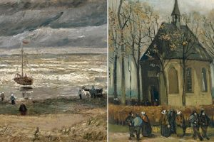 Vincent van Gogh: i dipinti ritrovati a Napoli