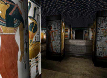 Viaggio in 3D nella Tomba di regina Nefertari