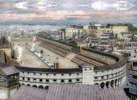 Affascinante viaggio nell'Antica Roma con un video in 3D