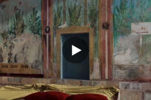 La Casa del bracciale d'oro di Pompei in uno strepitoso video in 3D