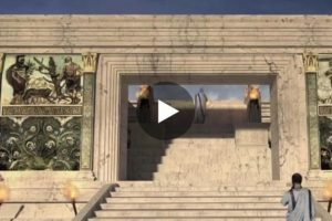 Un tuffo nel passato: l'Ara Pacis in uno spettacolare video in 3D