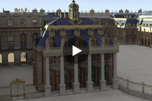 La Reggia Di Versailles in un entusiasmante video in 3D