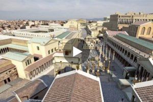Il Foro Romano in un'appassionante ricostruzione in 3D. Qui il video