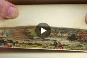 Alcuni antichi libri nascondono un meraviglioso segreto. Qui il video