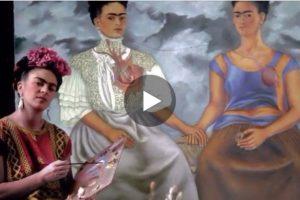 Frida Kahlo: dalle foto da bambina a quelle con Diego Rivera e Salvador Dalì. Qui il video