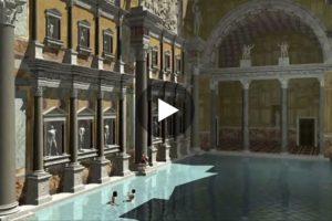 Le Terme di Caracalla in uno straordinario video in 3D