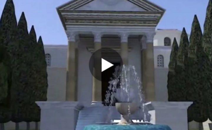 Il Palazzo di Diocleziano in uno straordinario video in 3D