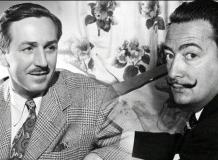 Walt Disney visita Salvador Dalì in Spagna. Qui il raro filmato d'epoca