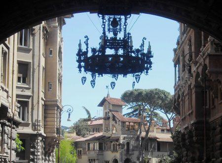 Coppedè: un quartiere da favola a Roma