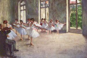 Edgar Degas: arte a punta di pennello. Qui un video sull'artista