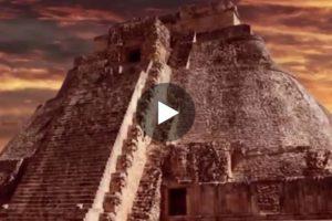 Viaggio in 3D in un'antica città Maya. Qui lo straordinario video