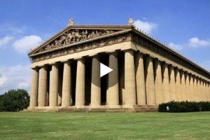 Il Partenone di Atene in un'appassionante ricostruzione in 3D! Qui il video