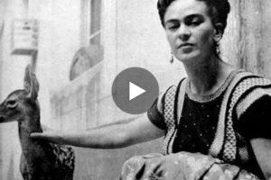 Frida Kahlo: le foto più belle della pittrice messicana. Qui il video