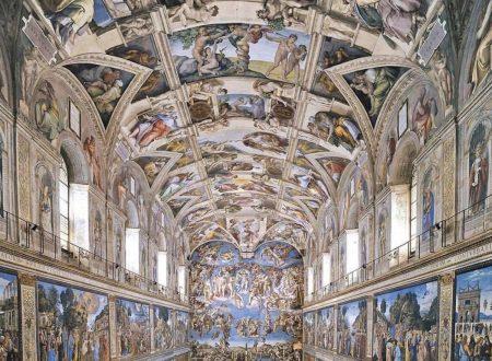 Gli affreschi di Michelangelo alla Sistina in uno straordinario video in 3D