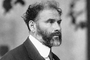 La vita di Gustav Klimt raccontata attraverso un video che raccoglie alcune delle sue foto più belle