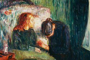 "Edvard Much: ""I miei quadri sono i miei diari"""