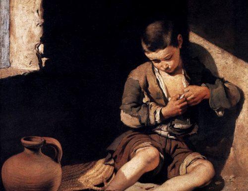 L'infanzia in Bartolomé Esteban Pérez Murillo