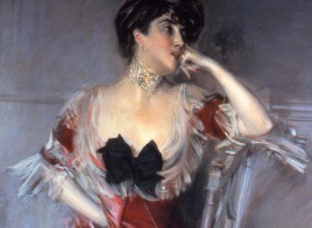 """""""Sei comparsa al portone in un vestito rosso"""": una poesia di Giuseppe Ungaretti"""