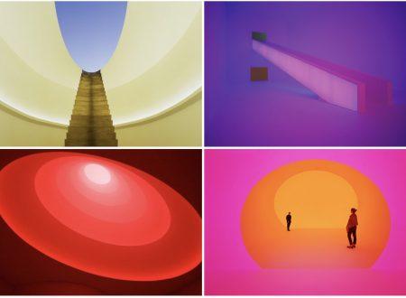 Dalla luce all'avventura sensoriale: la light art di James Turrell