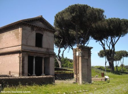 Tombe di via Latina a Roma: l'eleganza funeraria degli Antichi Romani