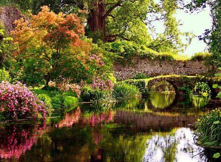 Il Giardino di Ninfa: un luogo sospeso tra poesia e incanto