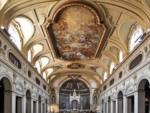 Tutti i capolavori artistici della Basilica di Santa Cecilia a Roma