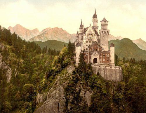 I castelli fiabeschi di Ludwig II di Baviera
