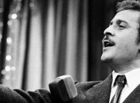 """Domenico Modugno: """"Meraviglioso"""". Testo e video"""