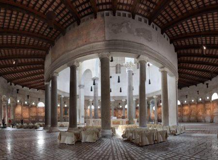 Santo Stefano Rotondo al Celio e gli affreschi dei martiri