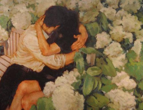 """""""I due amanti"""": una romantica poesia di Alda Merini"""